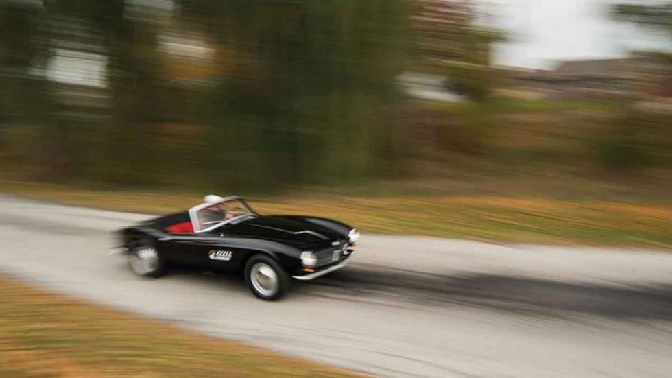 BMW 507 Roadster Series II de 1959 tres cuartos delantero