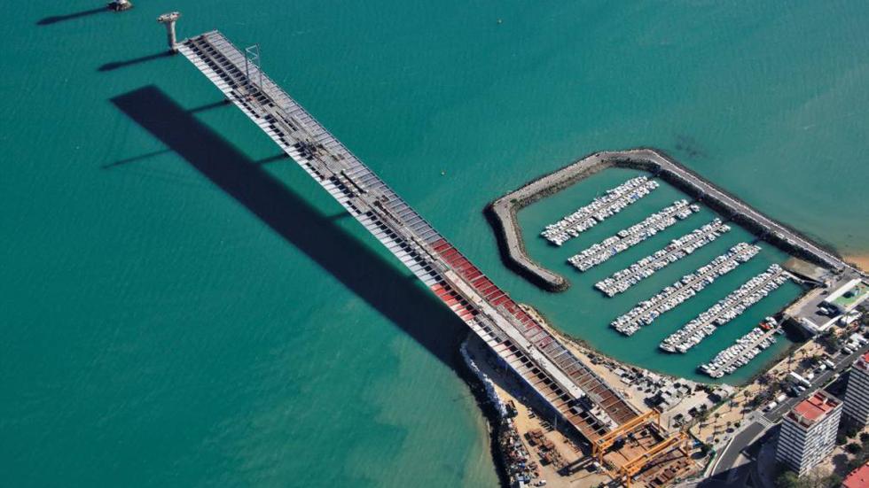 puente pepa construcción