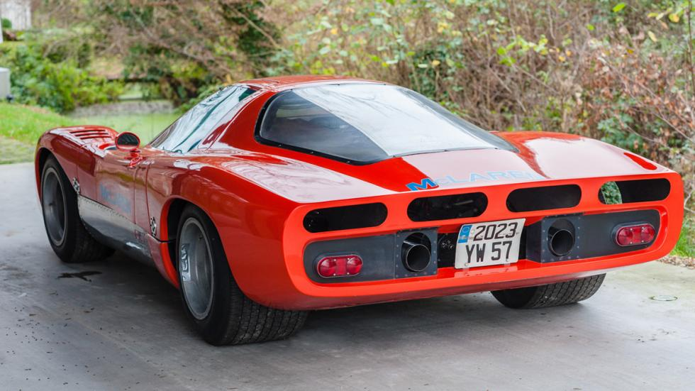 McLaren M12 a la venta trasera