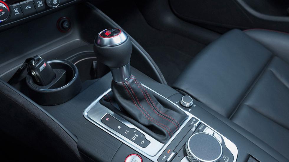 Audi RS 3 detalle