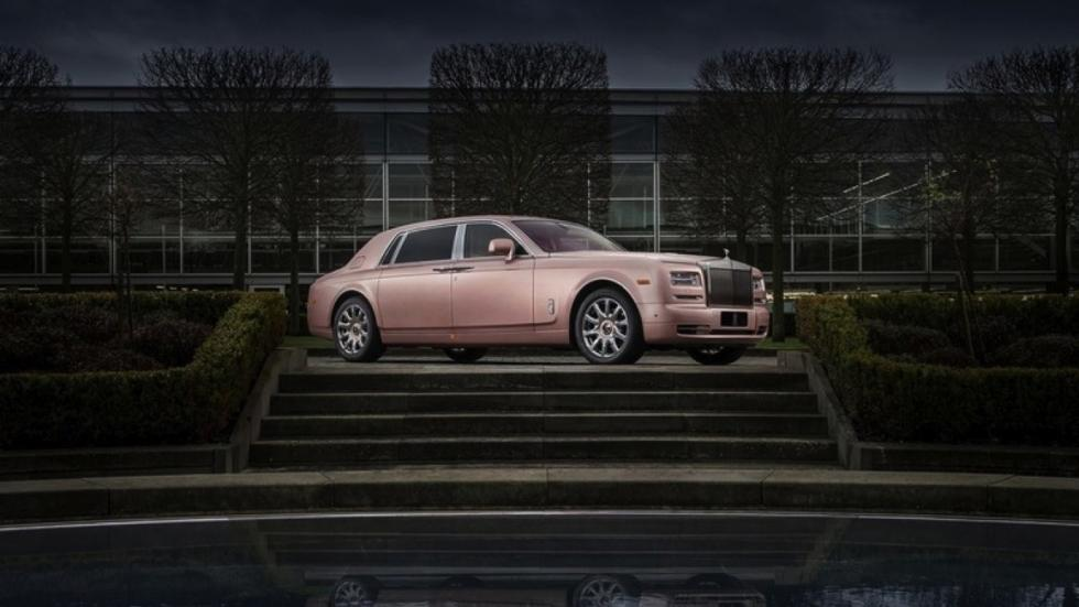Rolls-Royce Sunrise Phantom