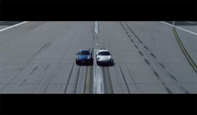 Nuevo anuncio de Porsche 911 Maria Sharapova 5