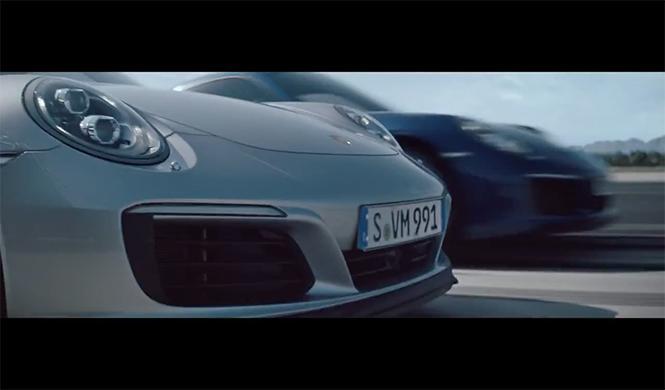 Nuevo anuncio de Porsche 911 Maria Sharapova 6