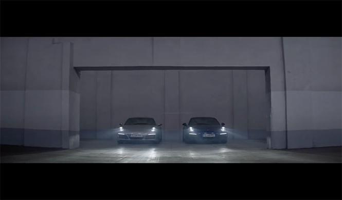Nuevo anuncio de Porsche 911 Maria Sharapova 7