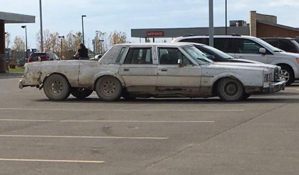 Atrocidades coches cadillac