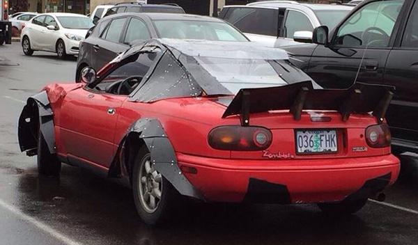 Atrocidades coches mazda mx5