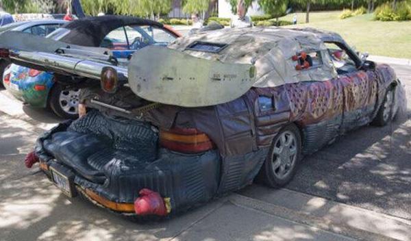 Atrocidades coches