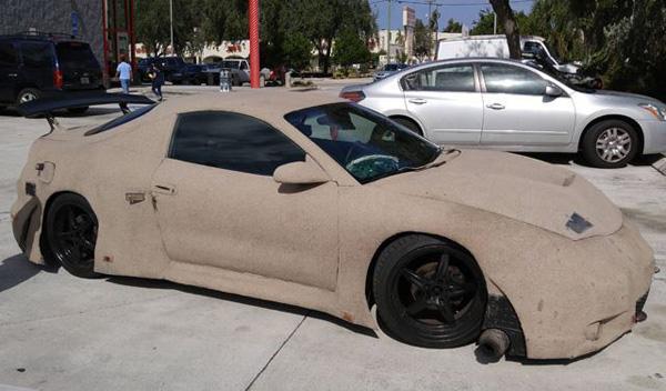 Atrocidades coches truñing