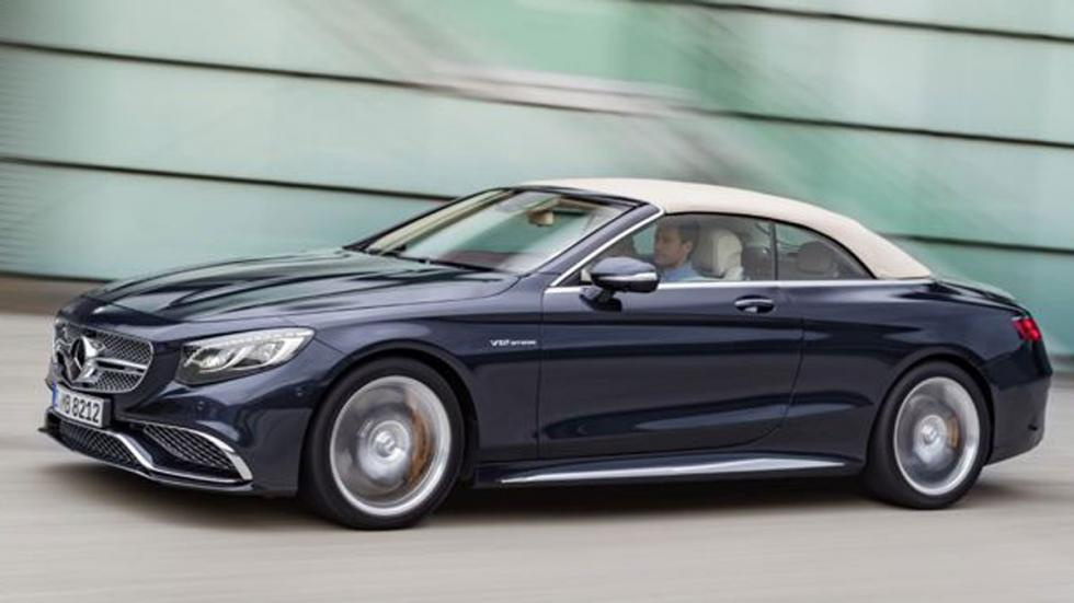Mercedes AMG S65 Cabriolet