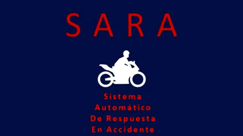 sara accidente