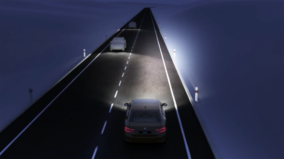Skoda Superb Smart Light Assist 3