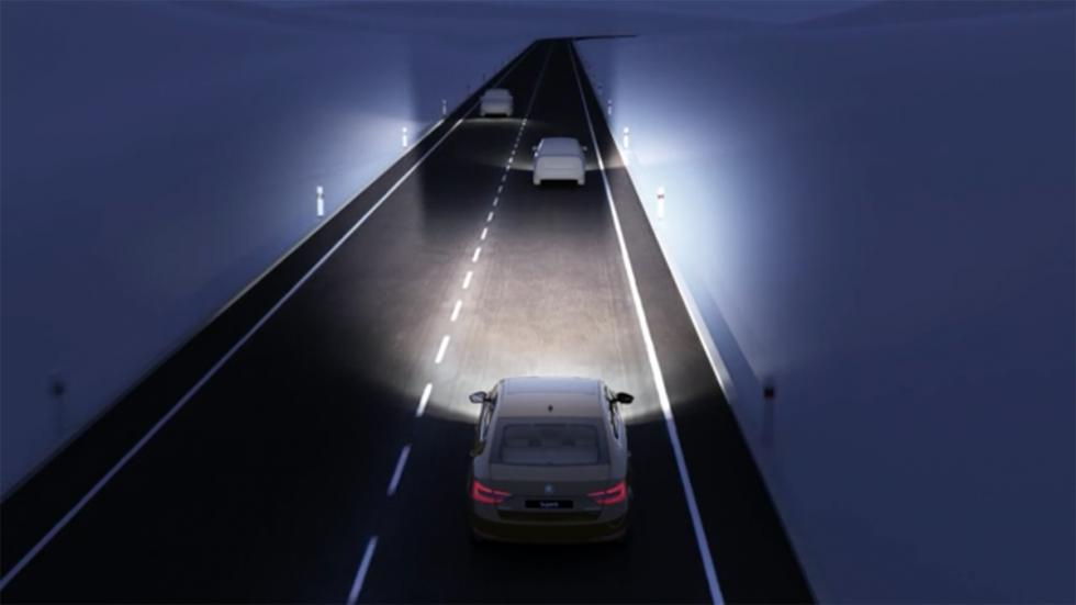 Skoda Superb Smart Light Assist 4