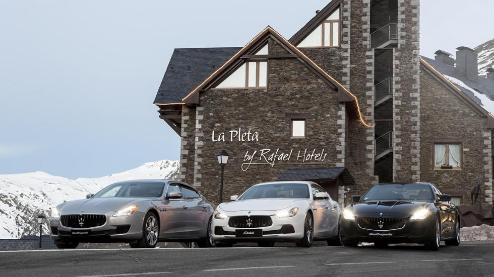 Maserati Winter Tour Baqueira Beret 2