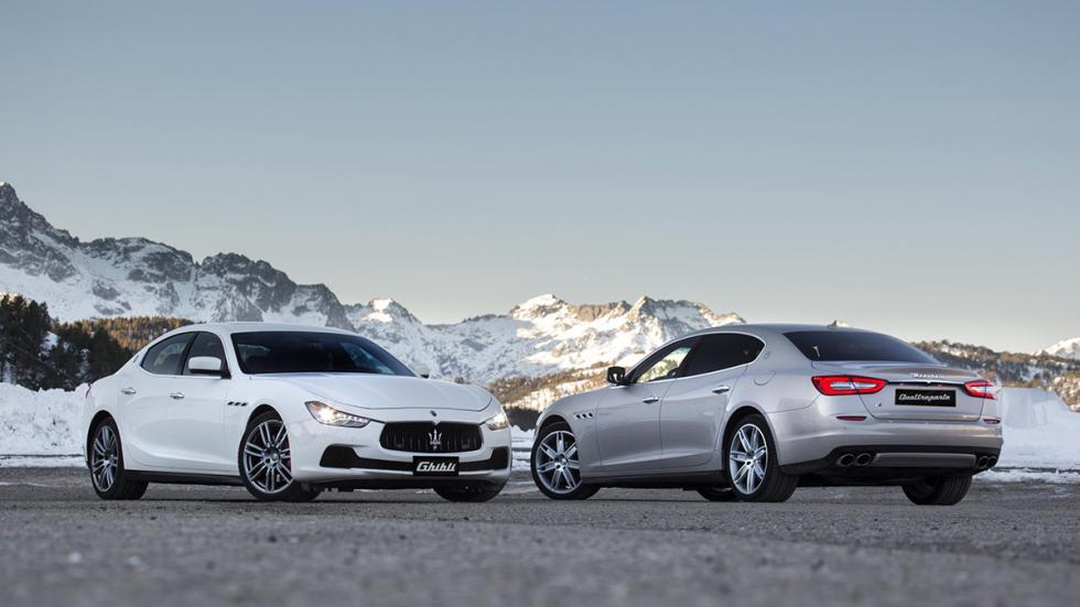 Maserati Winter Tour Baqueira Beret 4