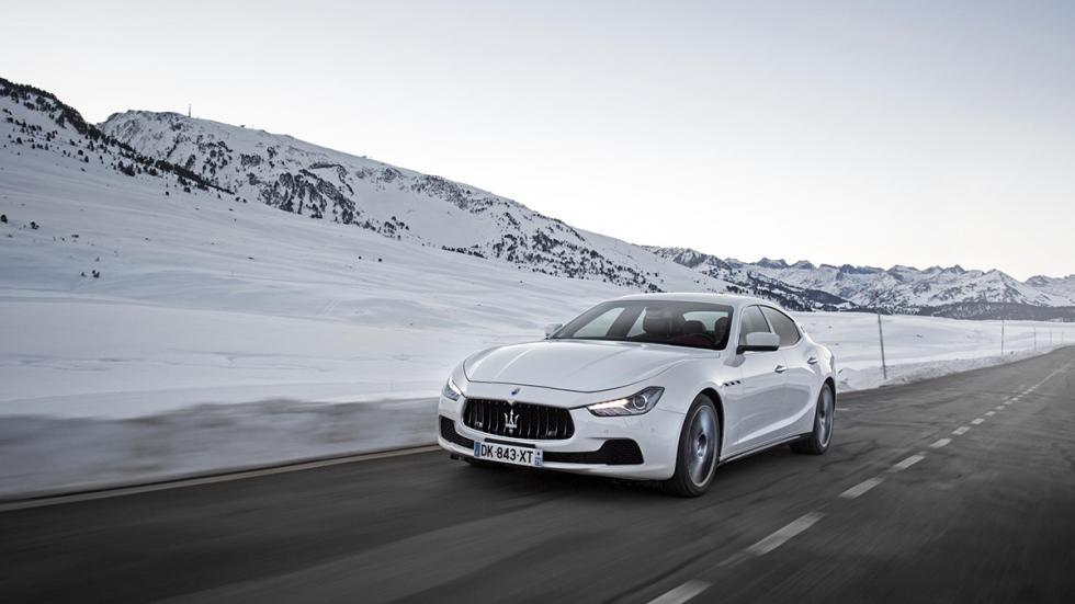 Maserati Winter Tour Baqueira Beret 5