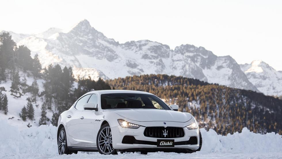 Maserati Winter Tour Baqueira Beret 6