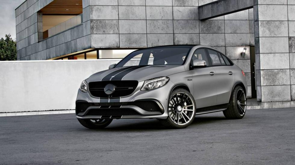 Mercedes-AMG GLE 63 Wheelsandmore