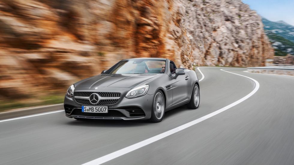Mercedes SLC dinamica