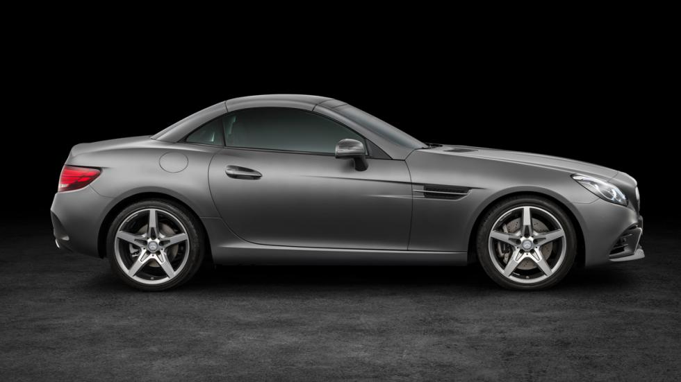Mercedes SLC lateral