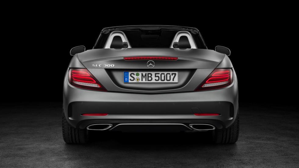 Mercedes SLC trasera