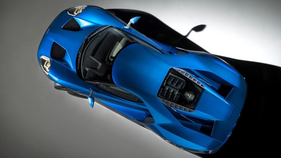 Fotos: La tecnología que incorpora el nuevo Ford GT