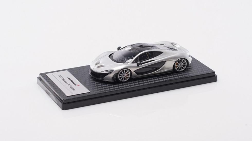 Maqueta McLaren P1 3