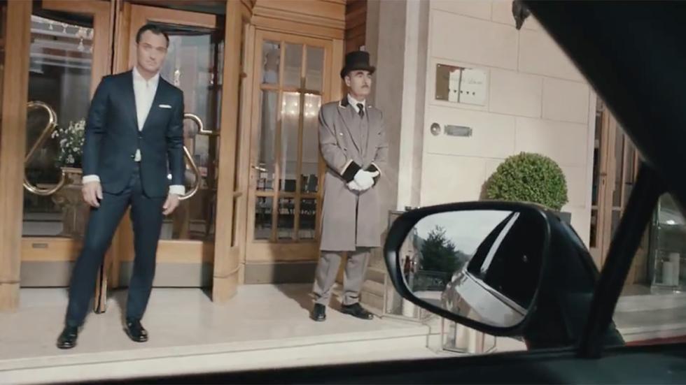 La vida RX Jude Law y Lexus 6