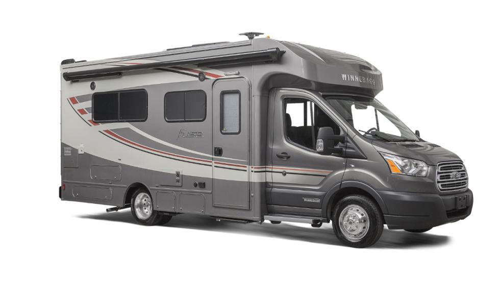 Llegan las caravanas y autocaravanas ford for Camiones ford interior
