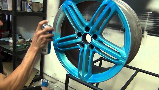 Plasti Dip, la pintura que se convierte en goma 3