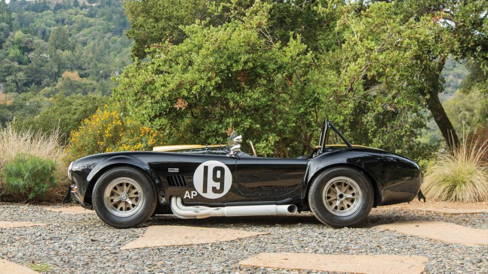 Shelby Cobra Competition lateral