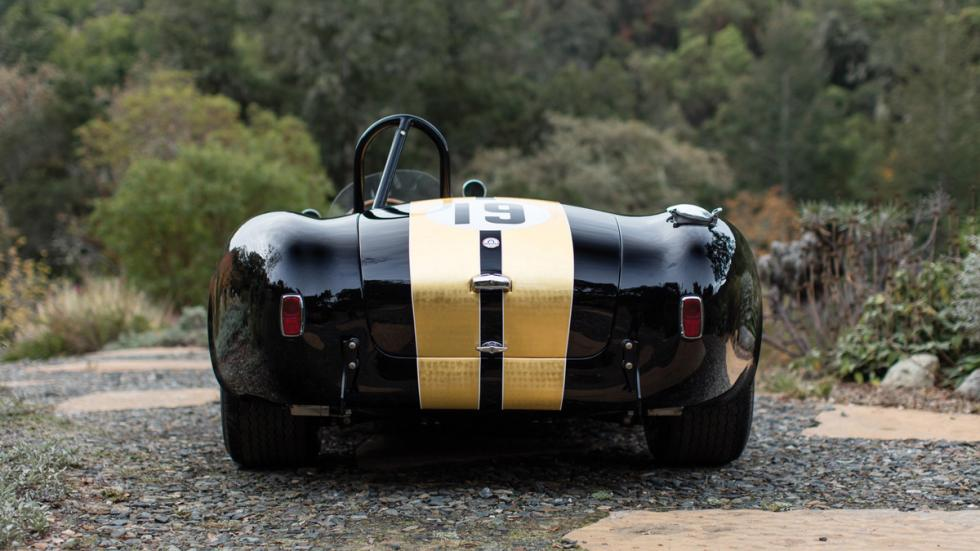 Shelby Cobra Competition trasera