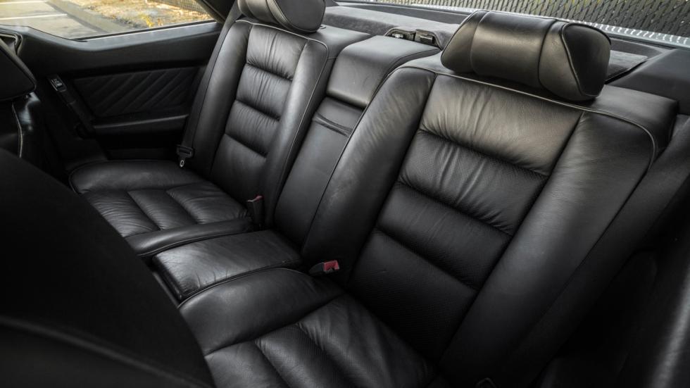 Mercedes 560 AMG plazas traseras