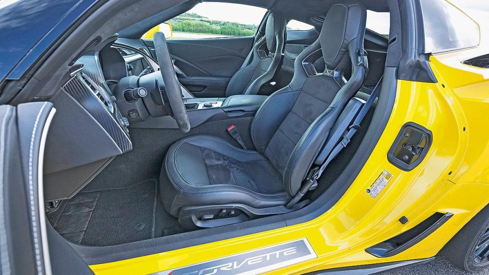 Chevrolet Corvette Z06 aientos