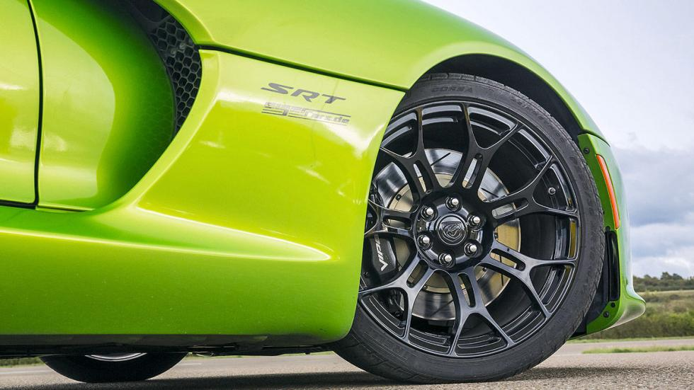Dodge SRT Viper llanta