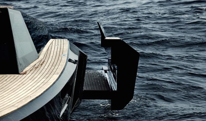 Evo 43, el barco que se transforma 5
