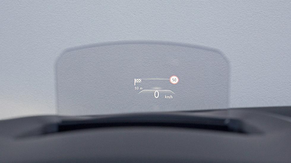 Renault Mégane interior detalle