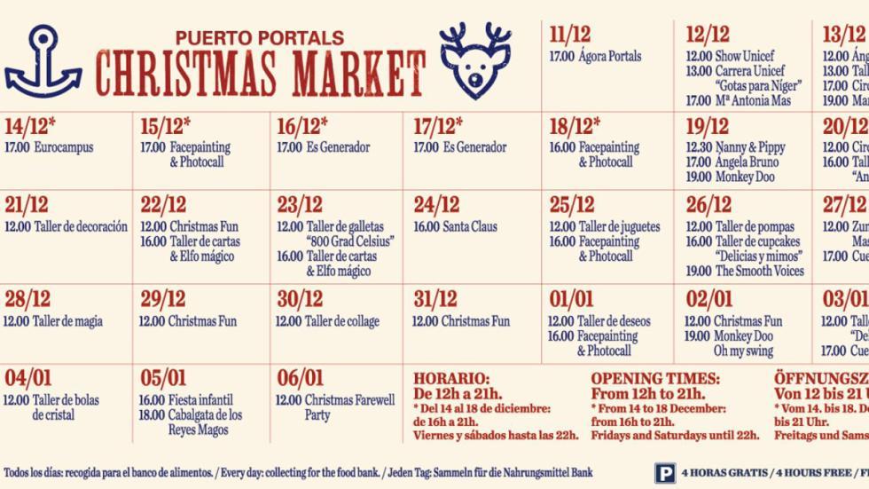 Mercado de Navidad de Islas Baleares