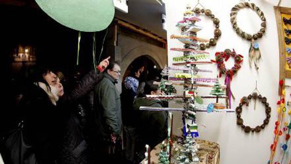 Mercado de Navidad de Santiago de Compostela