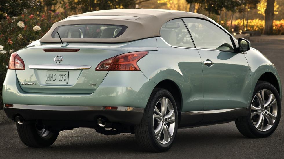 coches-no-querrías-ni-regalados-Nissan-Murano-CrossCabriolet