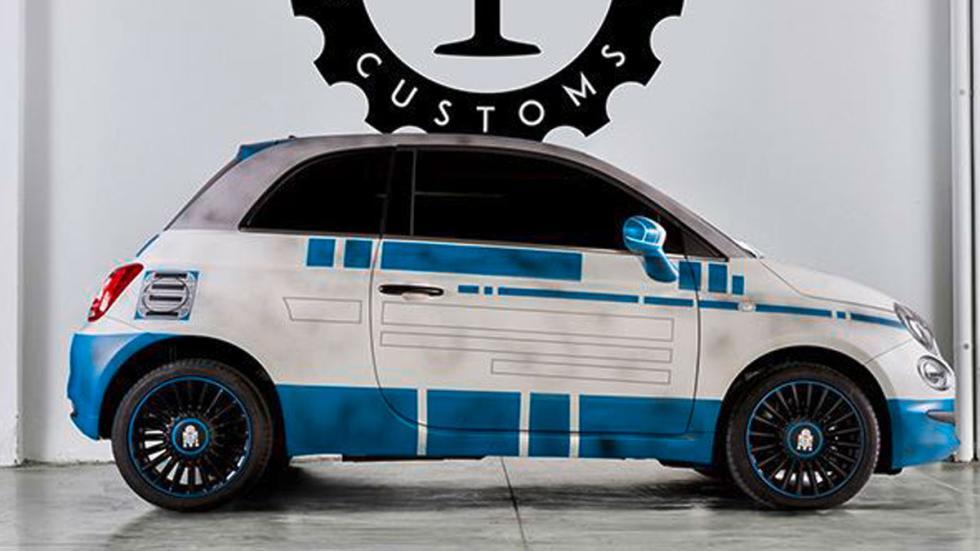 Fiat 500 Star Wars