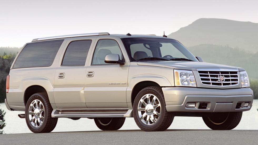 Cadillac Escalade 2002 esv