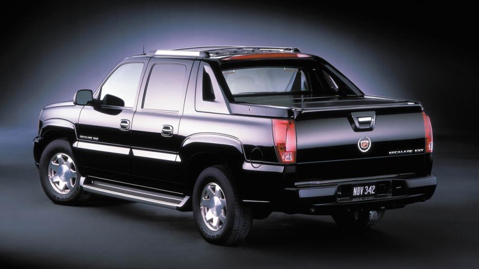 Cadillac Escalade 2002 ext
