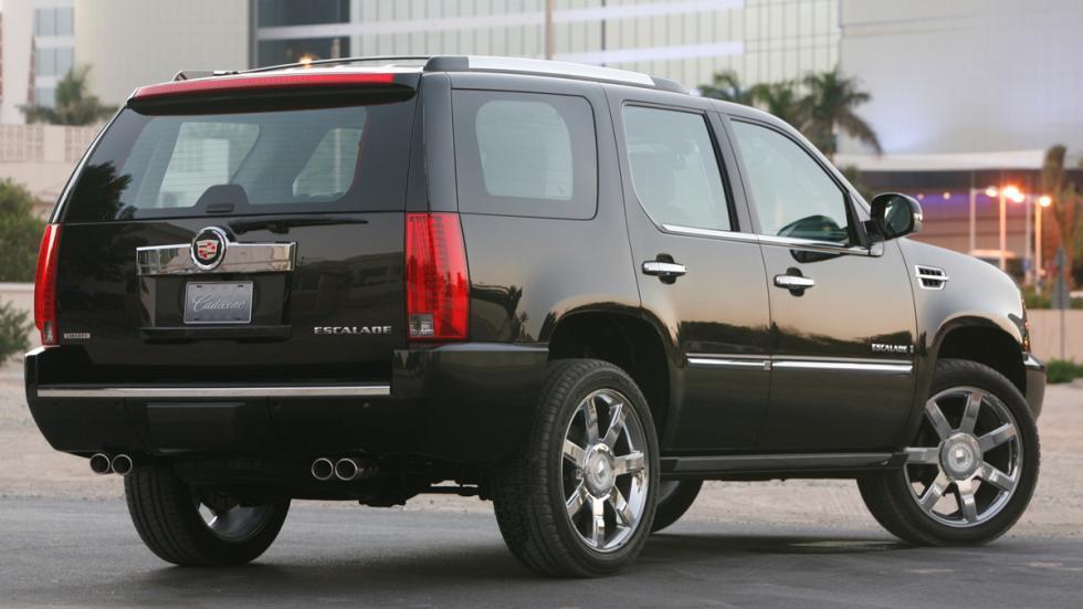 Cadillac Escalade 2007 trasera