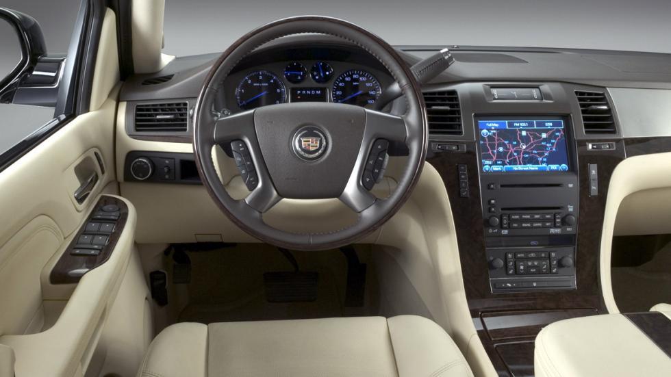 Cadillac Escalade 2007 interior