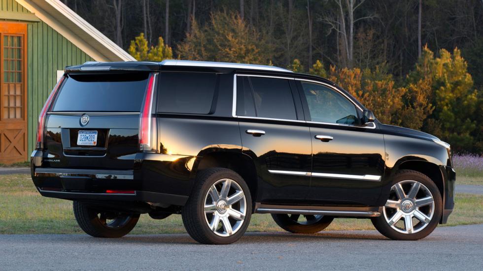 Cadillac Escalade 2014 trasera