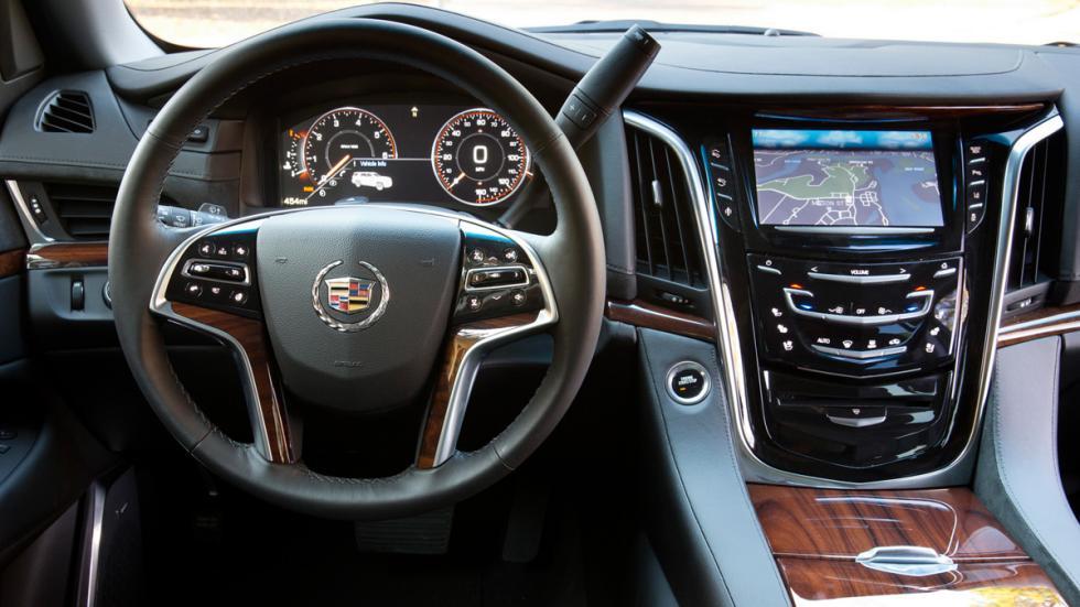 Cadillac Escalade 2014 interior