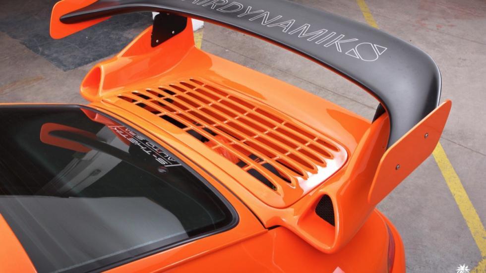 Porsche 911 993 aleron