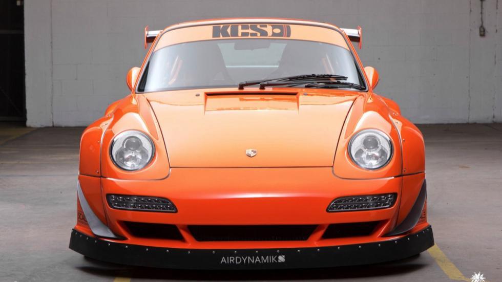 Porsche 911 993 frontal