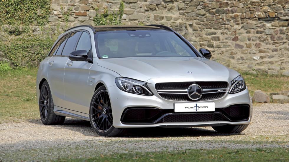Mercedes-AMG-C63-Estate-Posaidon-delantera