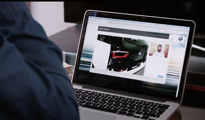 Visita virtual BMW 4